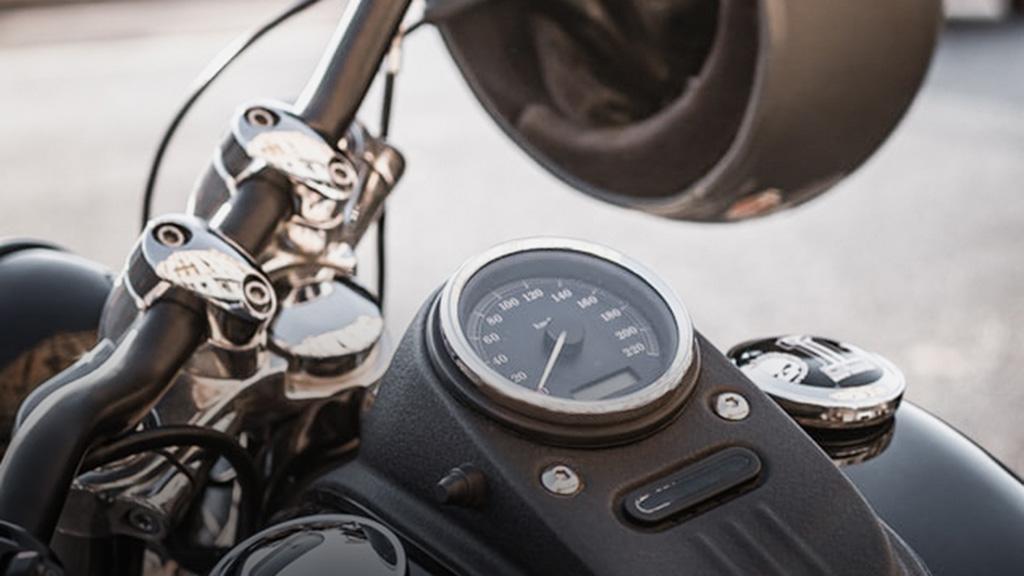 Homologation von Motorrädern